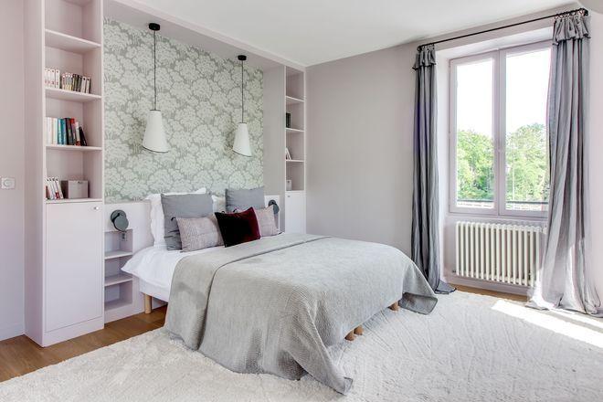 Rénovation de chambre sur Paris 19